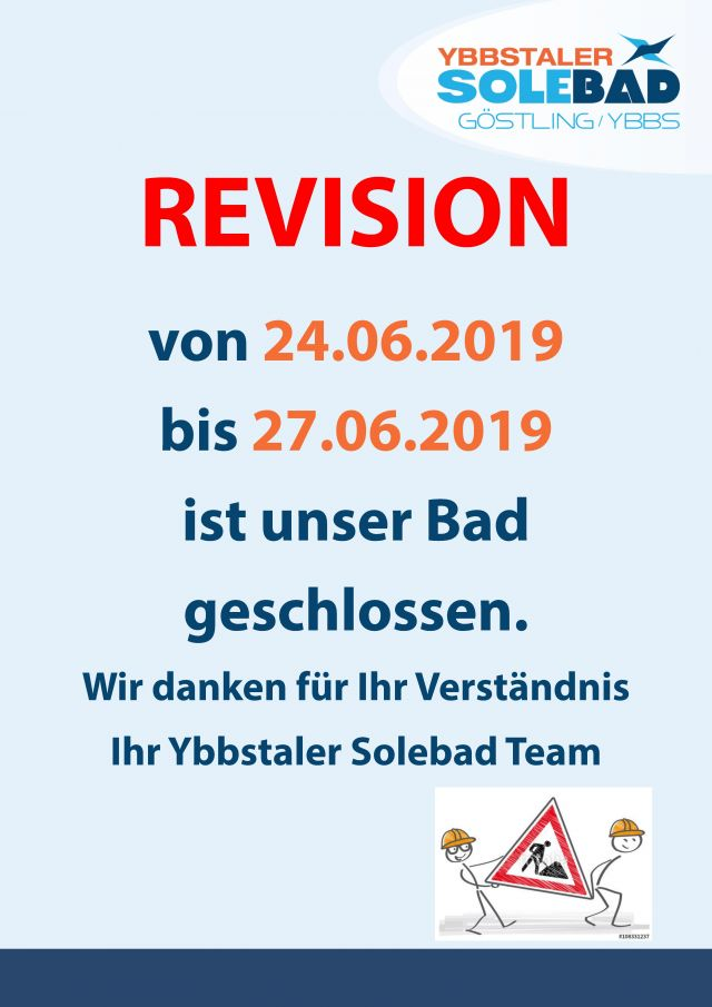 Revision 24.-27.06.2019